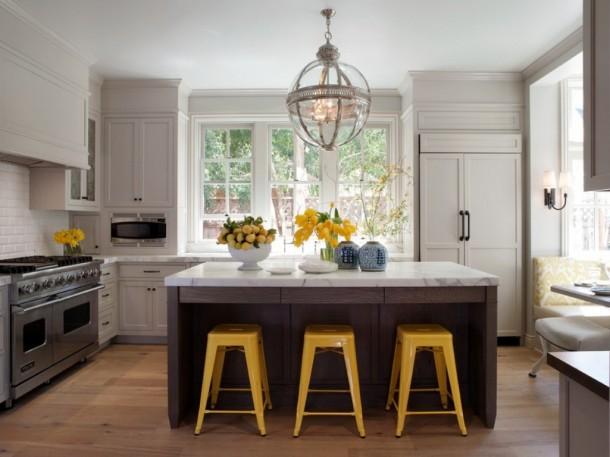 моющийся потолок на кухню